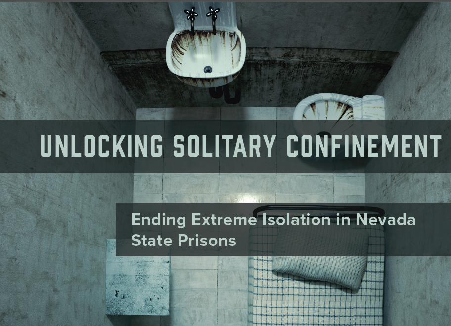 Unlocking Solitary Confinement image